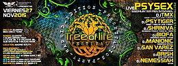 TREE OF LIFE FESTIVAL PRESENTATION MADRID - PSYSEX LIVE! 27 Nov '15, 23:30