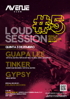 Party Flyer Loud Session #05 - Girls Edition 2nd part 3. Dez. 15, 23:30