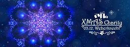 Party Flyer XMAS CHARITY für Ärzte ohne Grenzen 3 Dec '15, 22:00