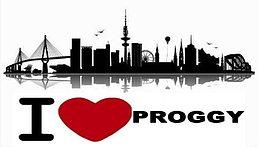 Party Flyer I Love Proggy/ Delicius B - Day Party 4 Dec '15, 23:00