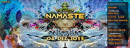 Party Flyer PSYBOX - *** NAMASTE *** - with SAIVOR // BOLON YOKTE - on 2 Floors 4 Dec '15, 22:00