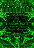 Party Flyer Psychedelic Underground 4 Dec '15, 23:00