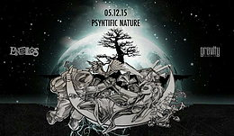 Party Flyer Psyntific Nature 4 Dec '15, 23:00