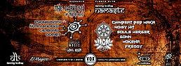 Party Flyer Egrego Music Label Party + Namaste (2 Dancefloors) 11 Dec '15, 23:30