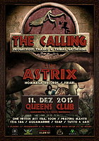 Party Flyer PSYBOX - *** THE CALLING *** with ASTRIX *live* - on 2 Floors 11 Dec '15, 22:00