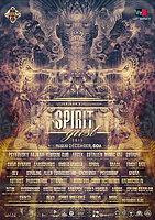 Party Flyer SPIRIT GUST FESTIVAL 11 Dec '15, 15:00