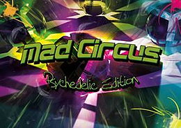Party Flyer MAD CIRCUS *****PSYCHEDELIC EDITION****** 12 Dec '15, 23:00
