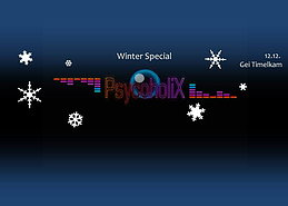 Party Flyer ❆❆❆ PsycoholiX Winter-Special with MUSCARIA ❆❆❆ 12 Dec '15, 21:30