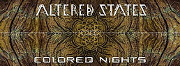 Party Flyer ALTERED STATES meets COLORED NIGHTS 17 Dec '15, 23:00