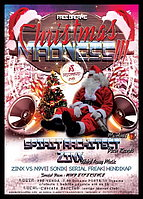 Party Flyer CHRISTMAS MADNESS III 18. Dez. 15, 23:30