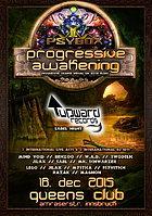 Party Flyer PSYBOX pres. *** PROGRESSIVE AWAKENING *** on 2 Floors 18 Dec '15, 22:00