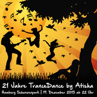 Party Flyer 21 Jahre TranceDance | Birthday Event 19 Dec '15, 22:00