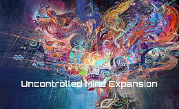 Party Flyer Uncontrolled Mind Expansion (Cite's B-Day Bash) 19 Dec '15, 23:00
