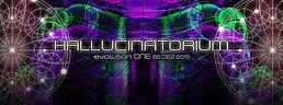 Party Flyer Hallucinatorium - evolution One 26 Dec '15, 22:00