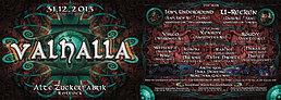 Party Flyer Northern Gateway presents: Valhalla - U-RECKEN LIVE 31 Dec '15, 23:00
