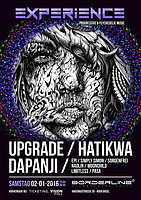 Party Flyer Experience with UPGRADE / HATIKWA / DAPANJI 2 Jan '16, 23:00