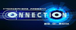 Party Flyer * CONNECTION * 23 Jan '16, 23:00