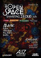 Party Flyer Open Space 23 Jan '16, 22:00