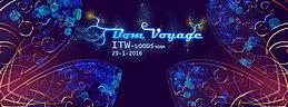 Party Flyer Bom Voyage @ ITW, NDSM 29 Jan '16, 23:00