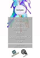 Party Flyer Downtempo Paintings Present Asura 30 Jan '16, 23:00