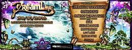 Party Flyer DREAMLINE 30 Jan '16, 23:00