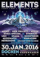 Party Flyer Elements 30 Jan '16, 21:30