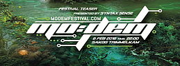 Party Flyer MO:DEM FESTIVAL TEASER presented by SYNTAX SENSE 6 Feb '16, 22:00