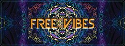 Party Flyer Free Vibes 12 Feb '16, 23:00