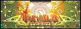 Party Flyer INCHALA FESTIVAL 12 Feb '16, 18:00
