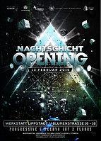 Party Flyer ☆NACHTSCHICHT LIPPSTADT☆ 13 Feb '16, 22:00