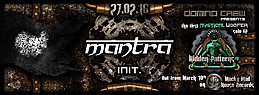 Party Flyer MANTRA 27. Feb. 16, 23:00