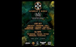 Party Flyer Back to Nature Festival - Alps Promo Event II @ UG Bülach, Zurich 5 Mar '16, 22:00