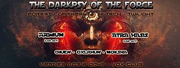 Party Flyer The Darkpsy of The Force 11 Mar '16, 23:30