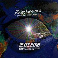 Party Flyer Cosmic Harmony 12 Mar '16, 22:00