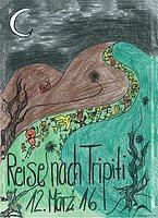 Party Flyer Reise nach Tripiti 12 Mar '16, 21:00