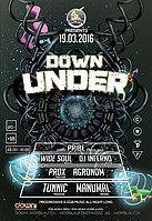 Party Flyer Down Under zum Ersten ;) 19 Mar '16, 22:00