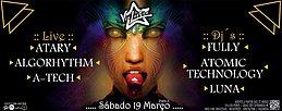 Party Flyer Mystical Concept 2 19 Mar '16, 23:00