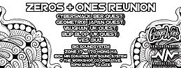 Party Flyer Zeroes & Ones Reunion 19 Mar '16, 22:00
