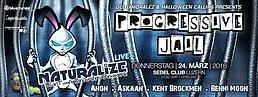 Party Flyer Progressiv Jail 24 Mar '16, 21:00
