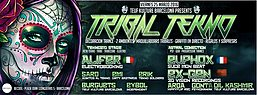 Party Flyer 25/03 ★ Teuf Kulture Party ★ Tribal Tekno ★ Special Guest: Alifer & Euphox ♦ Be 25 Mar '16, 23:30
