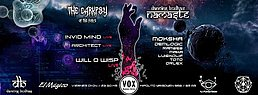 Party Flyer The Darkpsy of The Force + Namaste 1 Apr '16, 23:30