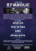 Party Flyer ★ SYMBOLIC - PROGRESSIVE MUSIC ★ 2 Apr '16, 23:00