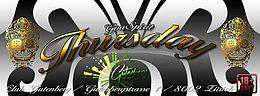 Party Flyer GoaSpirit Thursday Club Gutenberg - Enge ZH 7 Apr '16, 22:00