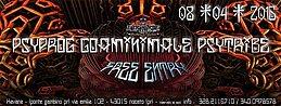 Party Flyer 08/04/2k16 ★PSYPROG GOAMINIMALE PSYTRIBE★★ FREE ENTRY ★ ENERGY Tribe ★ 8 Apr '16, 23:00
