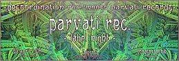 Party Flyer Parvati Label-Night (Munich) // DeCoOrdiNatioN meets Parvati Records // 8 Apr '16, 23:00