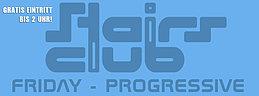 Party Flyer Progressive Grooves 8 Apr '16, 23:30
