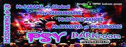 Party Flyer ★☆PSY - DARKROOM☆★ 8 Apr '16, 22:30