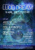 Party Flyer LUCIDREAM 9 Apr '16, 23:30