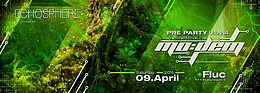 Party Flyer Mo:Dem pre party Vienna presented by ECHOSPHERE 9 Apr '16, 23:00