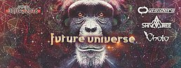 Party Flyer Future Universe w/ Outsiders, ShivaTree, Cholo and many more 30 Apr '16, 21:00